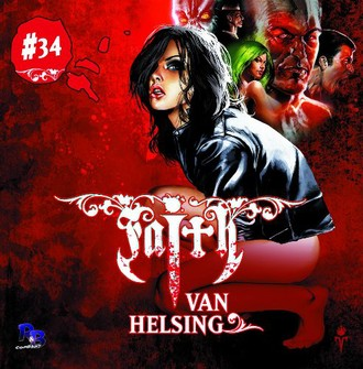 Faith-the Van Helsing Chronicles: Folge 34 Gefangen in der Psychoklinik