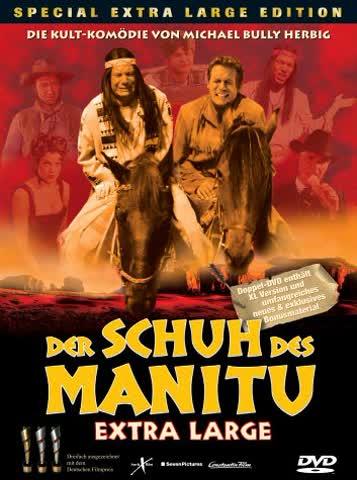 Der Schuh des Manitu - Extra Large (Special Edition, 2 DVDs) [Import allemand]