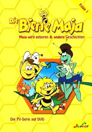 Die Biene Maja - DVD 01: Maja wird geboren & andere Geschichten