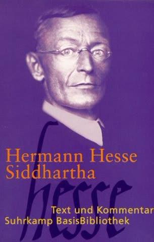 Siddharta; Eine Indische Dichtung