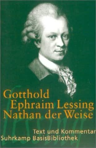 Nathan Der Weise - Ein Dramatisches Gedicht, In Fünf Aufzügen