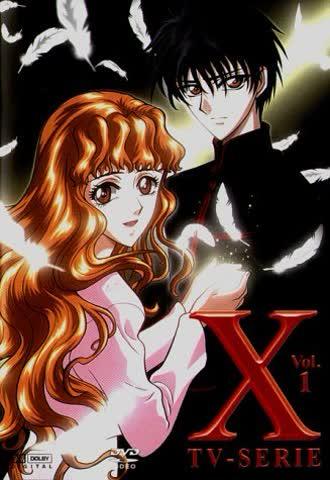 X, Vol. 1 (Episoden 01-04)