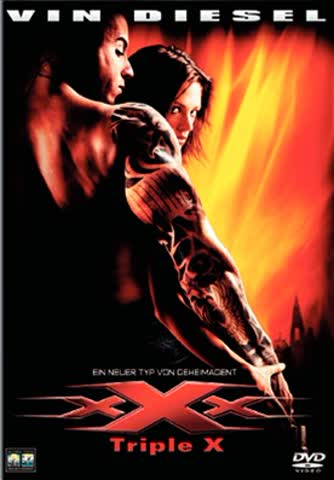 xXx - Triple X [DVD] (2003) Vin Diesel, Samuel L. Jackson, Asia Argento
