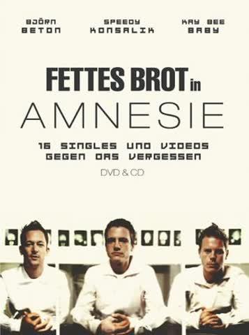 Fettes Brot - Amnesie (+ Audio-CD)