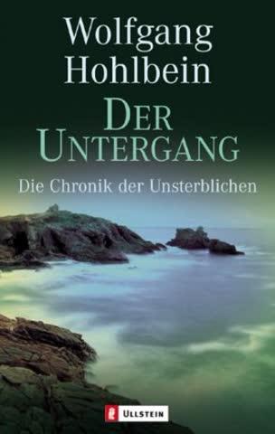 Der Untergang Die Chronik Der Unsterblichen (Andrej und Abu Dun 4)