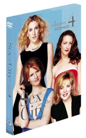 Sex and the City: Season 4 (3 DVDs)