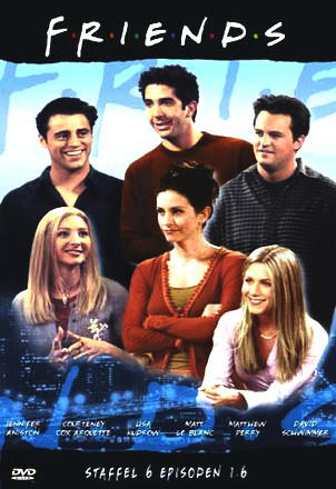 Friends, Staffel 6, Episoden 01-06