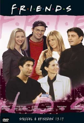 Friends, Staffel 6, Episoden 13-17