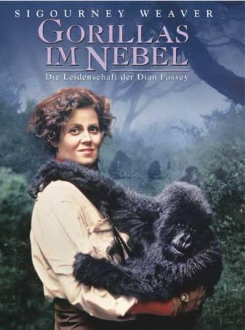 Gorillas im Nebel - Die Leidenschaft der Dian Fossey