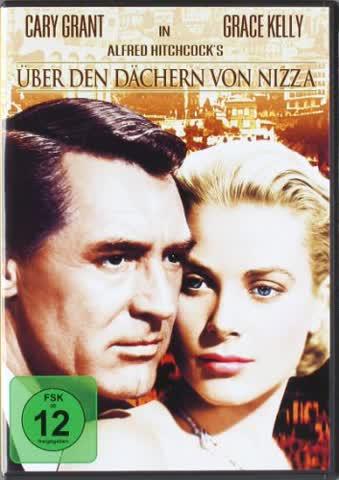 Über den Dächern von Nizza [DVD] [1955]