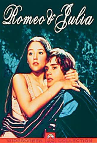 ROMEO & JULIA - MOVIE [DVD]