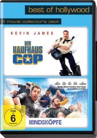 BoH2: Der Kaufhaus Cop / Kindskpfe
