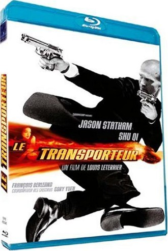 Le transporteur [Blu-ray] [FR Import]