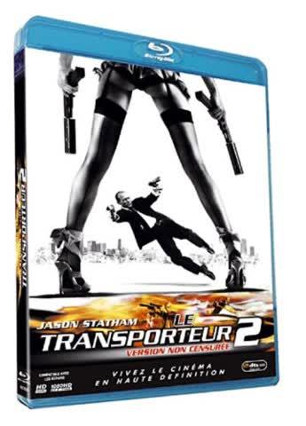 Le transporteur 2 [Blu-ray] [FR Import]