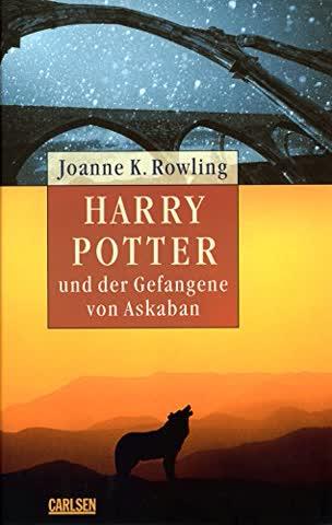 Harry Potter und der Gefangene von Askaban (Band 3) (Ausgabe für Erwachsene)