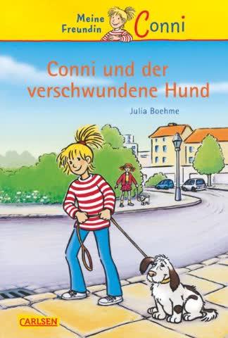 Conni und der verschwundene Hund