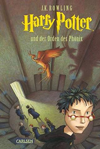 Harry Potter Und Der Orden Des Phönix Bd. 5