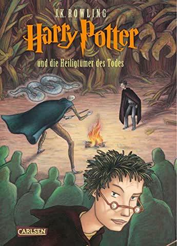 Harry Potter und die Heiligtümer des Todes (Band 7)