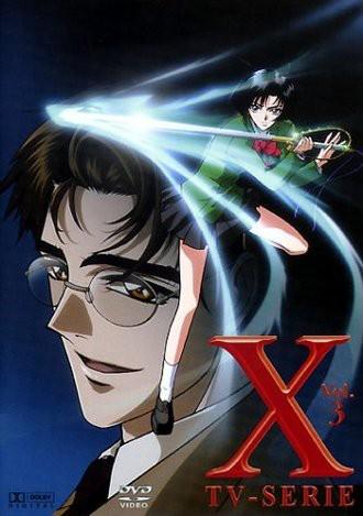 X, Vol. 3 (Episoden 09-12)