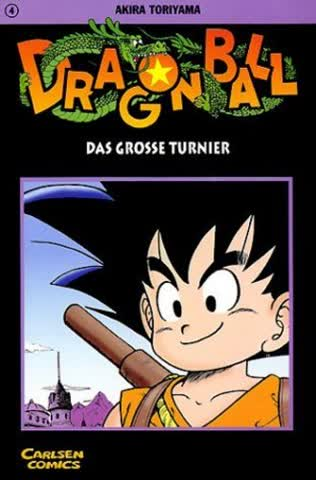 Dragon Ball 04. Das Grosse Turnier