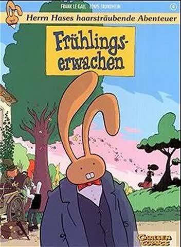 Herrn Hases haarsträubende Abenteuer, Bd.6, Frühlingserwachen