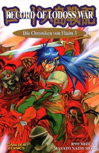 Die Chroniken Von Flaim, Band 3; Der Stab Des Lebens