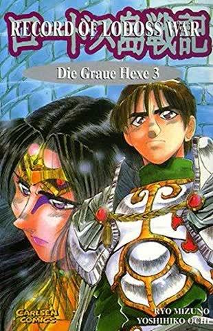Die Graue Hexe, Band 3