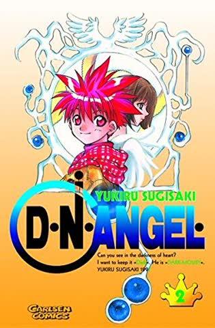 D.N. Angel, Band 2