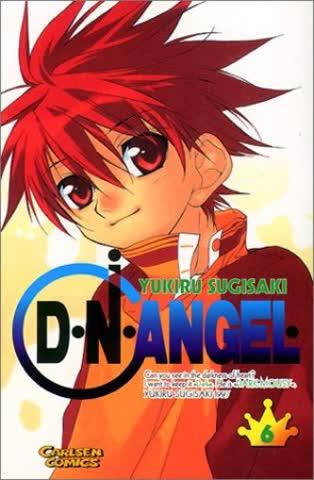 D.N. Angel, Band 6