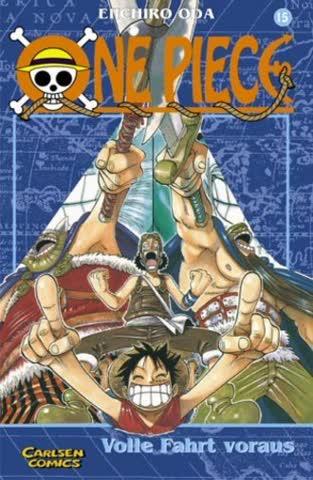 One Piece 15. Volle Fahrt Voraus