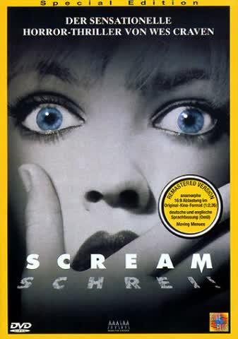 Scream - Schrei! [Special Edition]