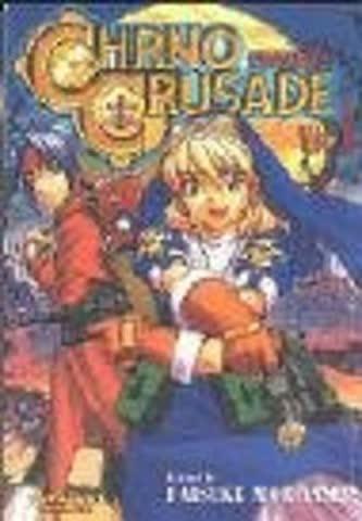Chrono Crusade, Bd. 1