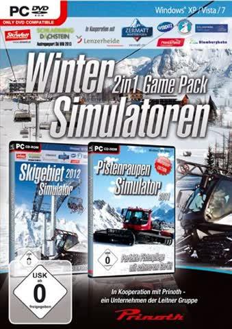Winter Simulator 2in1 Game Pack