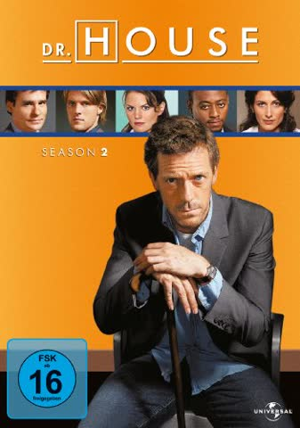 Dr. House - Staffel 2