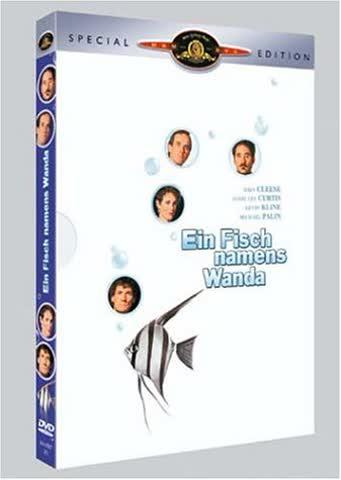 Ein Fisch namens Wanda (Special Edition, 2 DVDs)