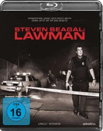 Steven Seagal: Lawman - Uncut Version [Blu-ray]