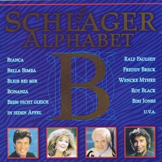 Bibi Johns - Das Schlager Alphabet B