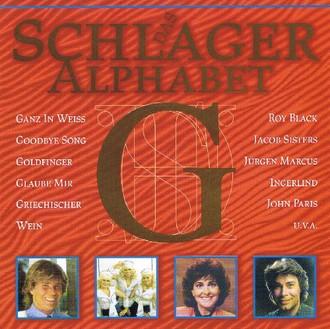 Sunshines & Cornel Trio - Das Schlager Alphabet G