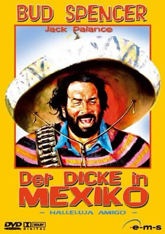Der Dicke In Mexiko - Halleluja Amigo [Import allemand]