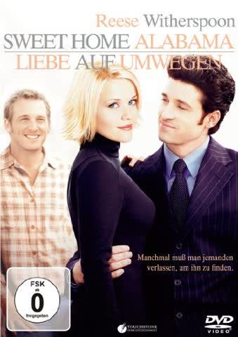 Sweet Home Alabama (DVD) Min: 104DD5.1WS