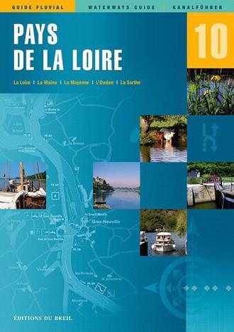 Editions du Breil Kanalführer. Dt. /Engl. /Franz.: Pays-de-la-Loire