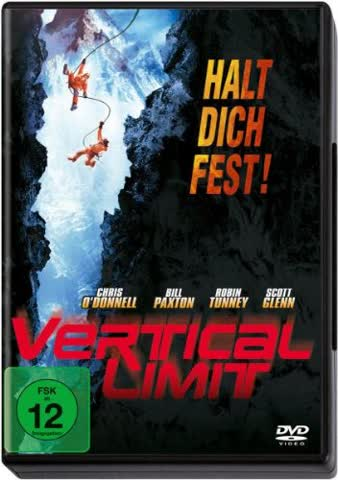 VERTICAL LIMIT - VERTICAL LIMI [DVD] [2001]