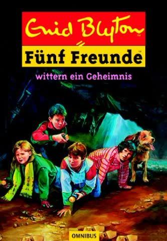Fünf Freunde: Fünf Freunde 15. Fünf Freunde wittern ein Geheimnis.: Bd 15