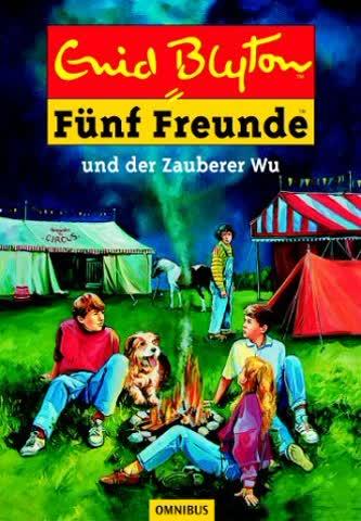 Fünf Freunde: Fünf Freunde 20. Fünf Freunde und der Zauberer Wu.: Bd 20