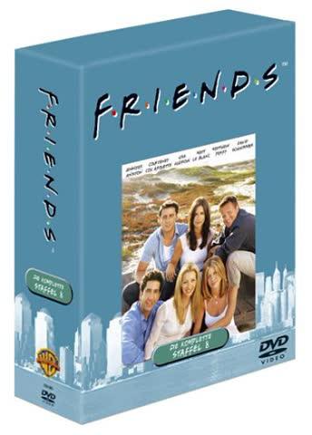 Friends - Die komplette Staffel 8 (4 DVDs)