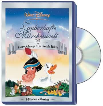 Disneys zauberhafte Märchenwelt 2: Das hässliche Entlein & Klein-Adlerauge