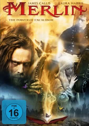 Merlin - The Power Of Excalibur