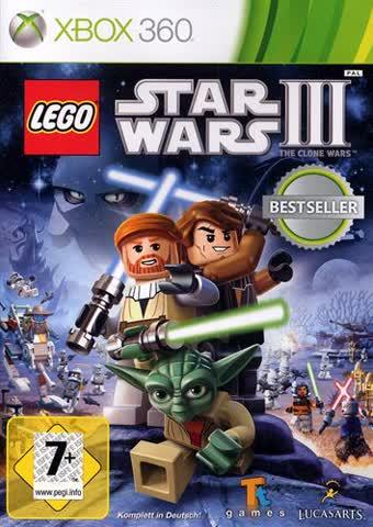 LEGO Star Wars 3 [Xbox Classics]