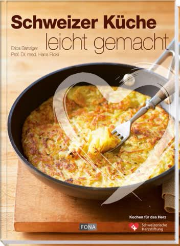 Schweizer Küche leicht gemacht