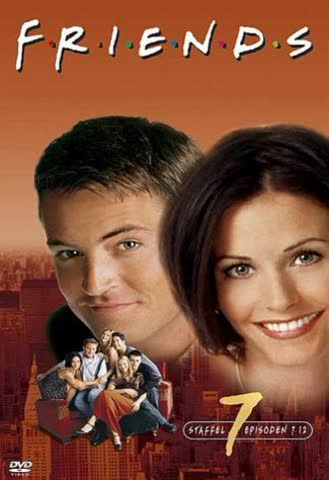 Friends, Staffel 7, Episoden 07-12